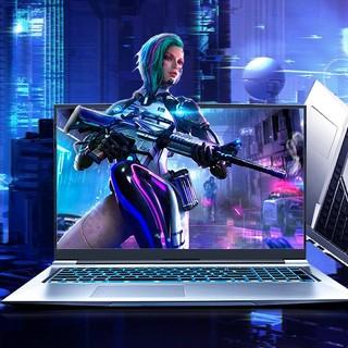 MECHREVO 机械革命 蛟龙 7E-967 17.3英寸 游戏本 银色(锐龙R9-4900H、RTX 3060、8GB、512GB SSD、1080P、IPS、144Hz)
