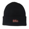 BLOOD WIZARD script logo beanie 运动毛线帽
