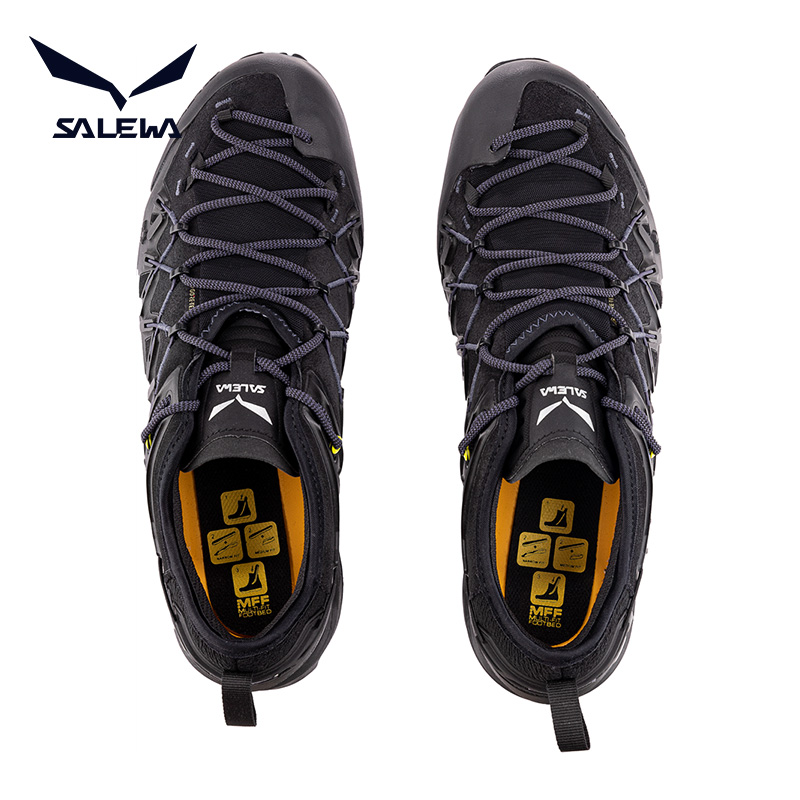 SALEWA 沙乐华 salewa沙乐华户外男士运动鞋防滑保暖耐磨防水GORE-TEX登山徒步鞋