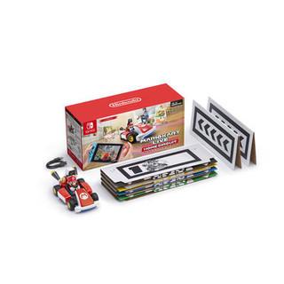 Nintendo 任天堂 SWITCH游戏NS马力欧卡丁车 马里奥AR赛车 家庭巡回赛 中文