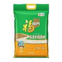 88VIP:福临门 东北长粒香米 10kg