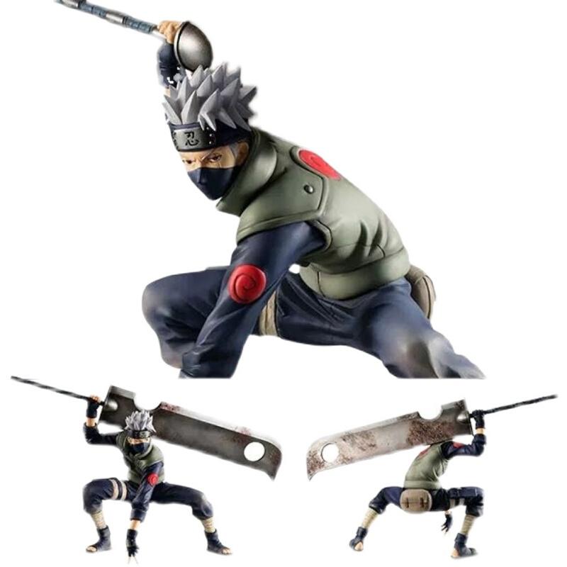 辰至尚品 火影忍者模型玩具 暗部卡卡西 15cm