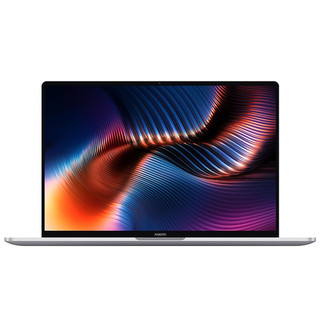 MI 小米 笔记本Pro 15 OLED大师屏 15.6英寸 轻薄本 银色(i7-11370H、MX450、16GB、512GB SSD、3.5K)
