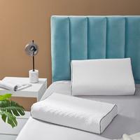 LUOLAI 罗莱 泰国乳胶抗菌防螨按摩枕