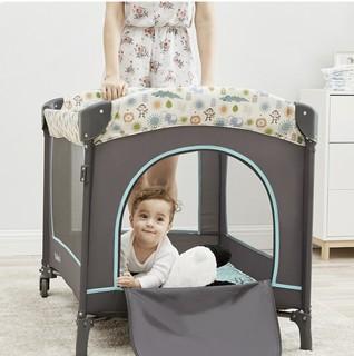 VALDERA FC6060 婴儿床 舒适狮子标准款