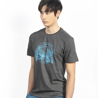 SCALER 思凯乐 F8140835 男士运动短袖T恤