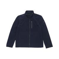 Calvin Klein男式外套立领拉链夹克