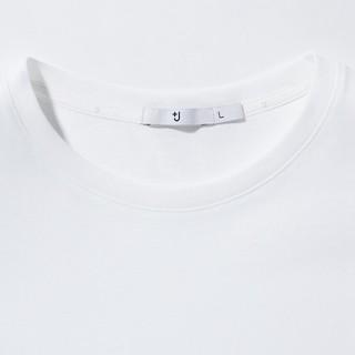 UNIQLO 优衣库 +J系列 SUPIMA COTTON 男士圆领短袖T恤 440441
