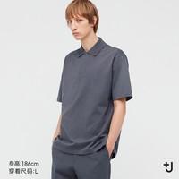 男装 +J 休闲POLO衫(短袖) 437824