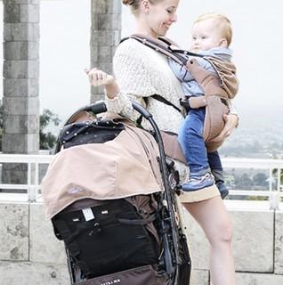 GRACO 葛莱 慧智系列 婴儿推车 深卡其布色