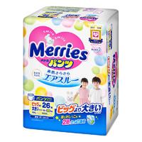 88VIP:Merries 妙而舒 婴儿拉拉裤 XXL 26片