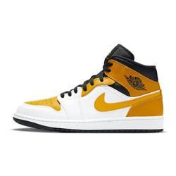 AIR JORDAN 1 MID 554724 男子篮球鞋