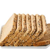 CHUJI 初吉 谷物黑麦代餐面包 1kg*2盒