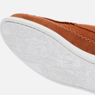 Paul Smith 保罗 史密斯 男士绒面革船鞋