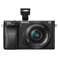 SONY 索尼 A6300 APS-C画幅 微单相机 16-50mm F3.5-5.6 OSS 变焦镜头 单头套机