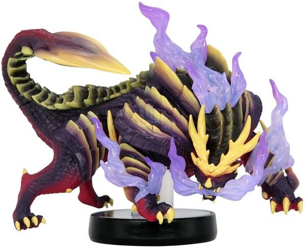 Nintendo 任天堂 amiibo 《怪物猎人:崛起》 怨虎龙