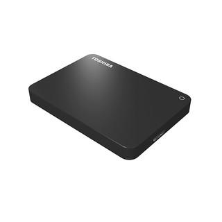 TOSHIBA 东芝 V9系列 2.5英寸移动机械硬盘 1TB 经典黑