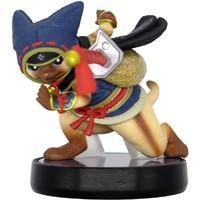 Prime会员、新品预定:Nintendo 任天堂 amiibo《怪兽猎人:崛起》艾露猫