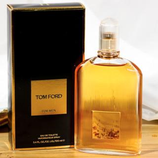 TOM FORD 汤姆·福特 同名男士淡香水 EDT