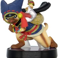 Nintendo 任天堂 amiibo《怪兽猎人:崛起》艾露猫