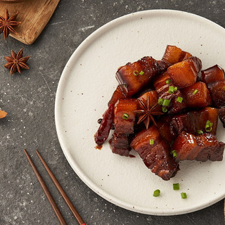 丹麦皇冠 猪五花肉400g 丹麦进口带皮五花肉猪五花烤肉火锅 梅菜扣肉红烧肉粉蒸肉 猪肉生鲜
