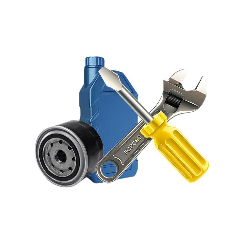 途虎养车【工时费 不含商品】 只可与商品一同购买,单独下单无效。 机油及机滤更换