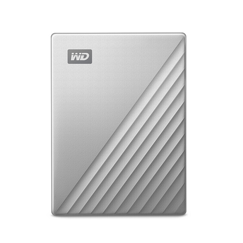 Western Digital 西部数据 11日0点:My Passport Ultra 2.5英寸 Type-C 移动硬盘 1TB