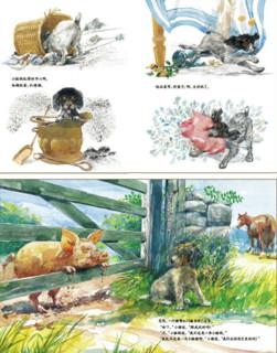 《小脏狗绘本系列》(全四册)