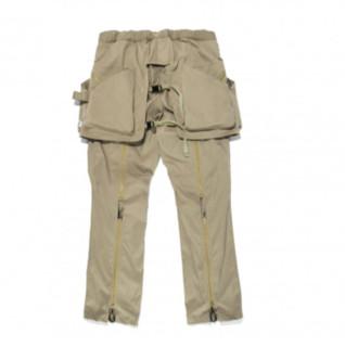 COMFY OUTDOOR GARMENT 男子炮弹口袋拉链长裤