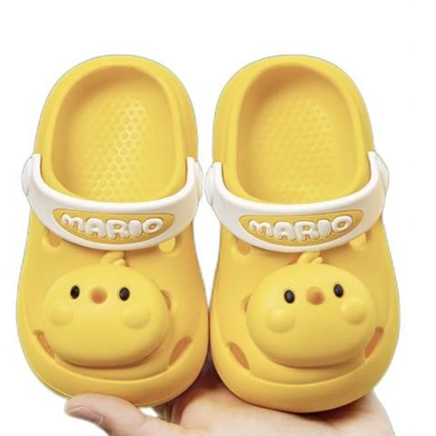 Cheerful Mario 幸福玛丽 儿童洞洞凉拖鞋