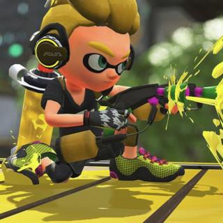 Nintendo 任天堂 NS游戏卡带 Splatoon2 喷射战士2 英文版