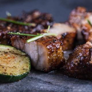 中润长江 猪五花肉块500g 带皮五花肉猪五花烤肉 红烧肉粉蒸肉东坡肉食材 国产猪肉生鲜