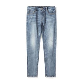Semir 森马 19320241185 男士牛仔裤