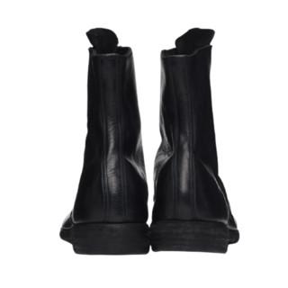 GUIDI 210 男士拉链短靴 211703M228012