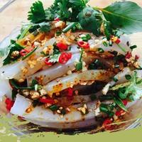 蜜丹儿 豌豆粉 500g+辣椒油2袋