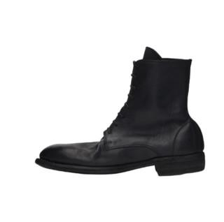 GUIDI 995 男士系带短靴 211703M255013