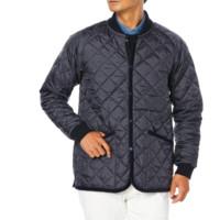 LAVENHAM LAVENSTER BOMBER RAYDON 男士绗缝棉服 SUFFOLK NAVY XS