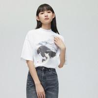 ME&CITY 花木兰联名 50897100 女士印花T恤