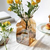 常青藤 欧式玻璃花瓶