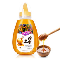 PLUS会员:三月花开  土蜂蜜 500g