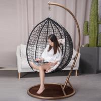 鸟巢吊篮藤椅吊椅秋千庭院摇摇椅