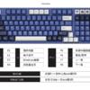 AKKO 3098 DS 海洋之星 机械键盘 98键 TTC金粉轴
