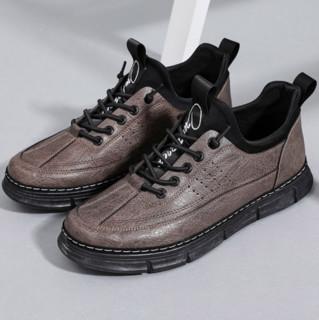 WARRIOR 回力 男士休闲皮鞋 0144