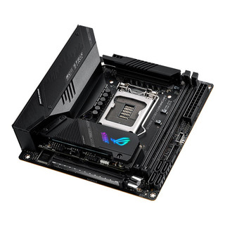 玩家国度(ROG)ROG STRIX Z590-I GAMING WIFI主板 支持 CPU 11900K/11700K/10900K/10700K(Intel Z590/LGA 1200)
