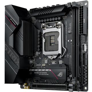 玩家国度(ROG)ROG STRIX B560-I GAMING WIFI主板 支持 CPU 11600KF/11700F/10600KF(Intel B560/LGA 1200)