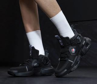 361° 百事PPSI联名 黑骑 672031130 男士篮球鞋