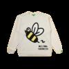 MELTING SADNESS 男女款小蜜蜂圆领毛衣 20SSM1541