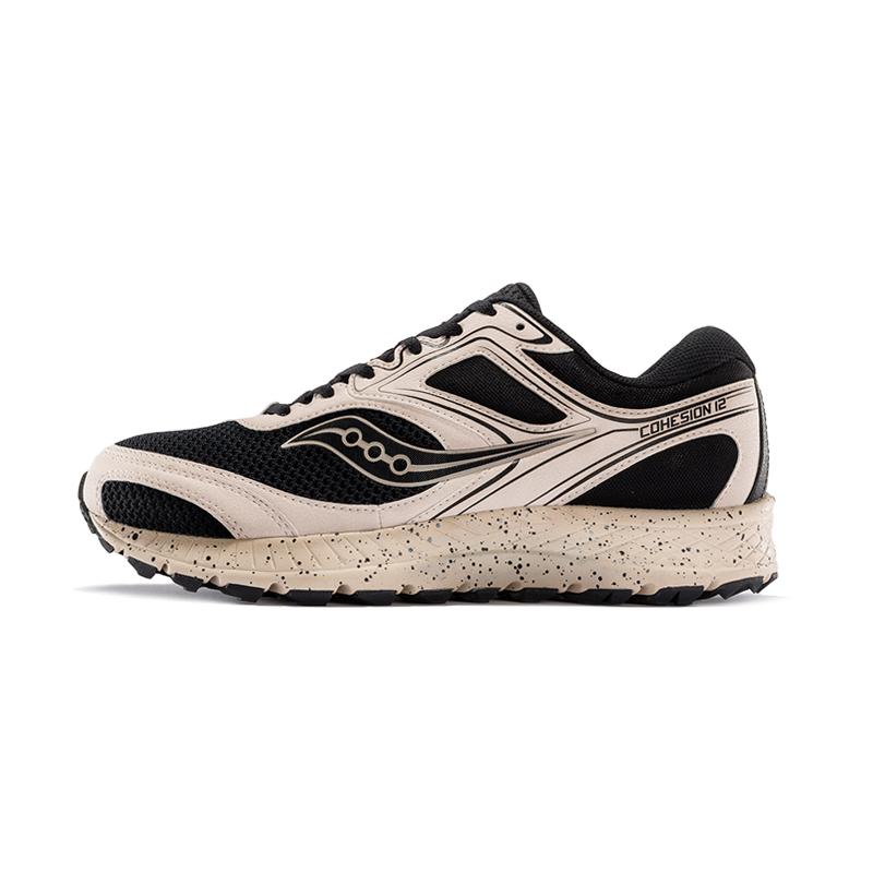 Saucony索康尼COHESION凝聚12TR男子日常训练跑鞋慢跑跑步鞋