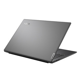 Lenovo 联想 YOGA 14s 2021款 锐龙版 14英寸 轻薄本 深空灰(锐龙R7-5800H、核芯显卡、16GB、512GB SSD、3K、IPS、90Hz)