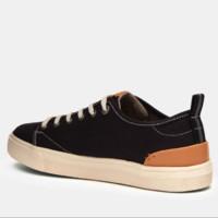 TOMS 汤姆斯 Travel Lite 女子休闲运动鞋 黑色 37.5
